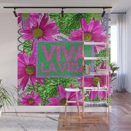 viva la vida Wall Mural