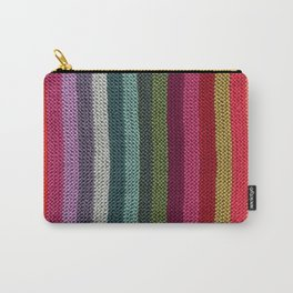 Get Knitted Carry-All Pouch