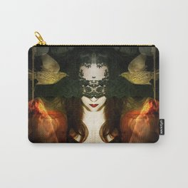 Madame Mayhem Carry-All Pouch