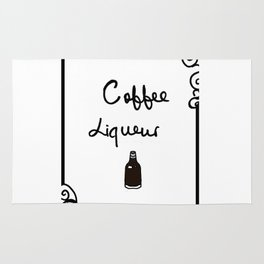 Coffee Liqueur Rug