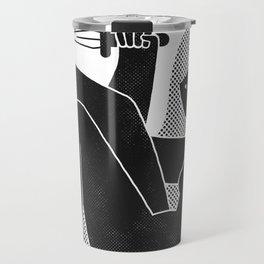 Trapped Travel Mug
