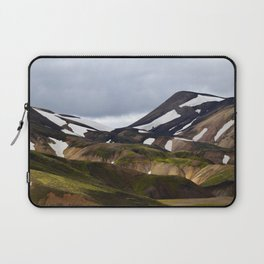 Snowy Mountains Laptop Sleeve