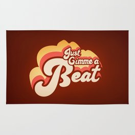 Just Gimme a Beat Rug