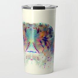 Opalescence I Travel Mug