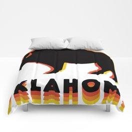 Retro Buffalo Comforters