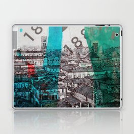 Lucca  roofs Laptop & iPad Skin