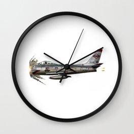 Kamikaze Album Artwork Wall Clock