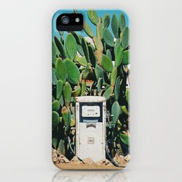 Cactus IV iPhone Case