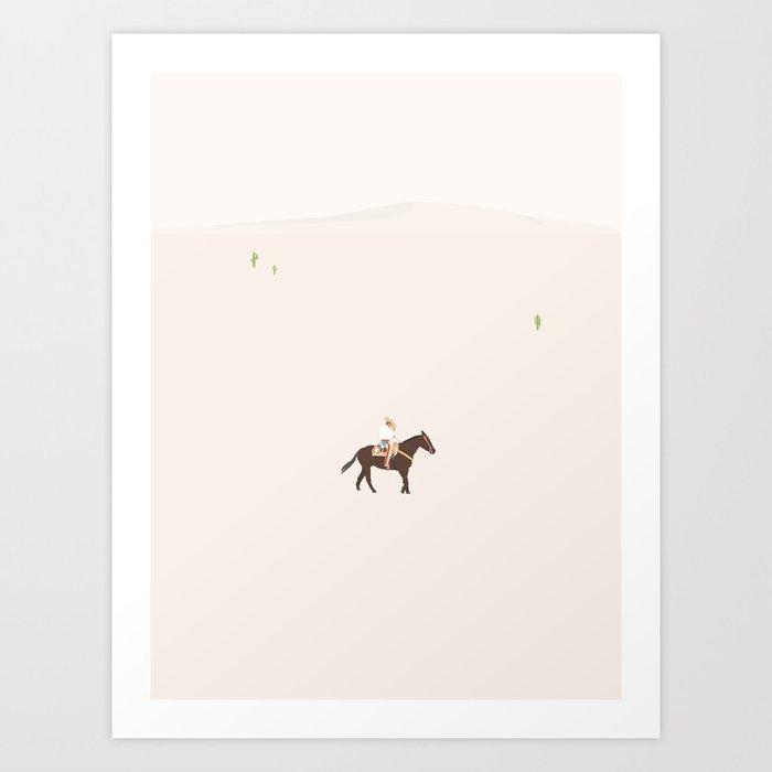 MOD VINDEN Art Print