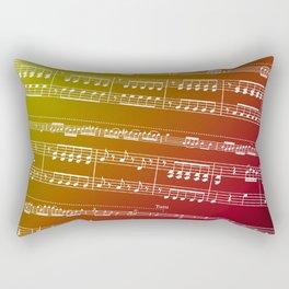 Concerto for Double Bass Rectangular Pillow