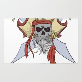Geppetto Dead Pirate Rug