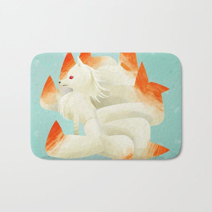 038 Ninetales Bath Mat