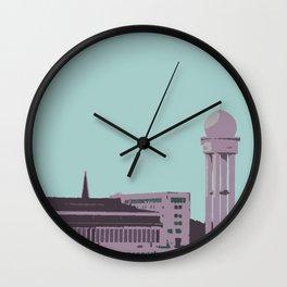 Tempelhof Park, Berlin Wall Clock