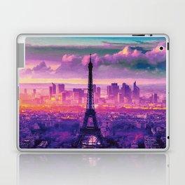 Beautiful Paris Laptop & iPad Skin