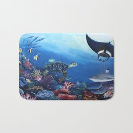 Keep Our Sea Plastic Free Bath Mat