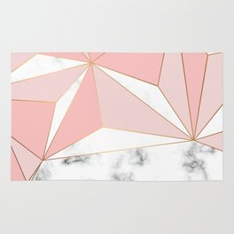 Marble & Geometry 042 Rug