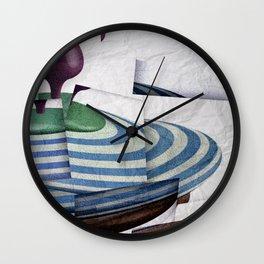 childhood memories II Wall Clock