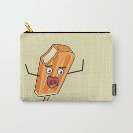 Orange Scream! Carry-All Pouch