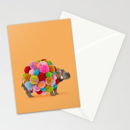 HippoPOMamus Stationery Cards