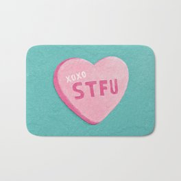 """Sweetheart"" Bath Mat"
