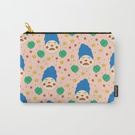 Tantrum Pattern Carry-All Pouch