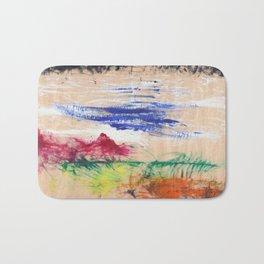 Hand-scape Bath Mat