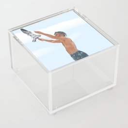 Grateful Acrylic Box