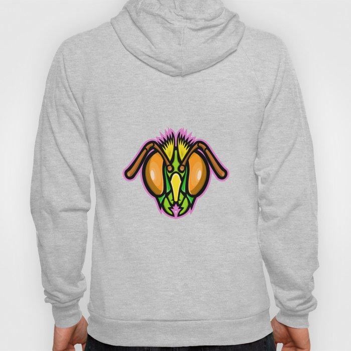 Honey Bee Mascot Hoody