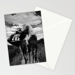 ink wings Stationery Cards
