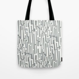 Winter Abstracts 8 Tote Bag