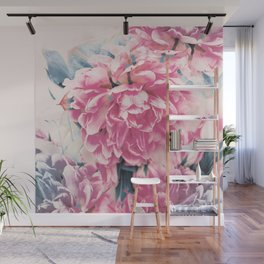 beautiful flowers Wall Mural