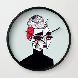 Pallor Wall Clock