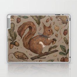 Red Squirrel Laptop & iPad Skin