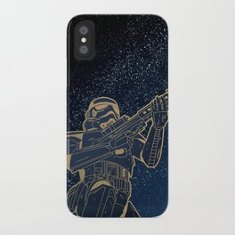 Star Wars Gold Edition iPhone Case