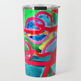 Party On Travel Mug