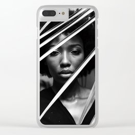 Johannesburg Clear iPhone Case