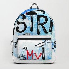 My life is strange! Backpack