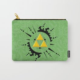 Triforce Zelda Carry-All Pouch