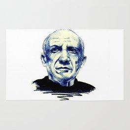 Pablo Picasso Rug