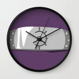 headband Wall Clock