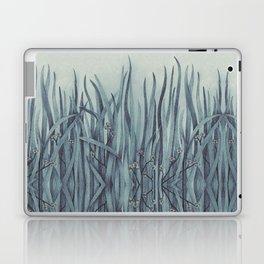 Green-Blue Grass Laptop & iPad Skin