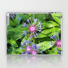 Bright fresh summer flowers Laptop & iPad Skin