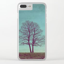 All I Wanna Do Is Grow Old With You Clear iPhone Case