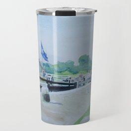 Stoke Bruerne Travel Mug