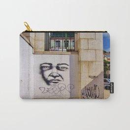 URBAN PHOTOGRAPH - MARTIM MONIZ (LISBON)  Carry-All Pouch