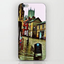 Steep Hill iPhone Skin