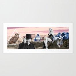 Grand Orient Art Print