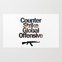 Counter Strike - Global Offensive  Rug