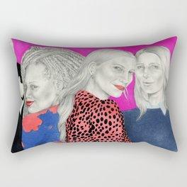 100% ATTITUDE Rectangular Pillow