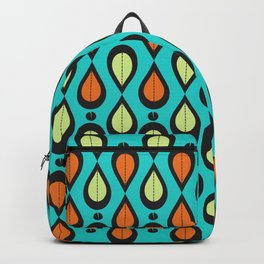 Dance With Me Mid-Century Modern Design Backpack